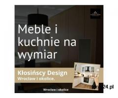Kłosińscy Design - stolarz, meble na wymiar - Wrocław i okolice